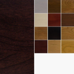 Cherry Wood Grain – Colors
