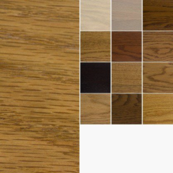 Oak Wood Grain – Colors